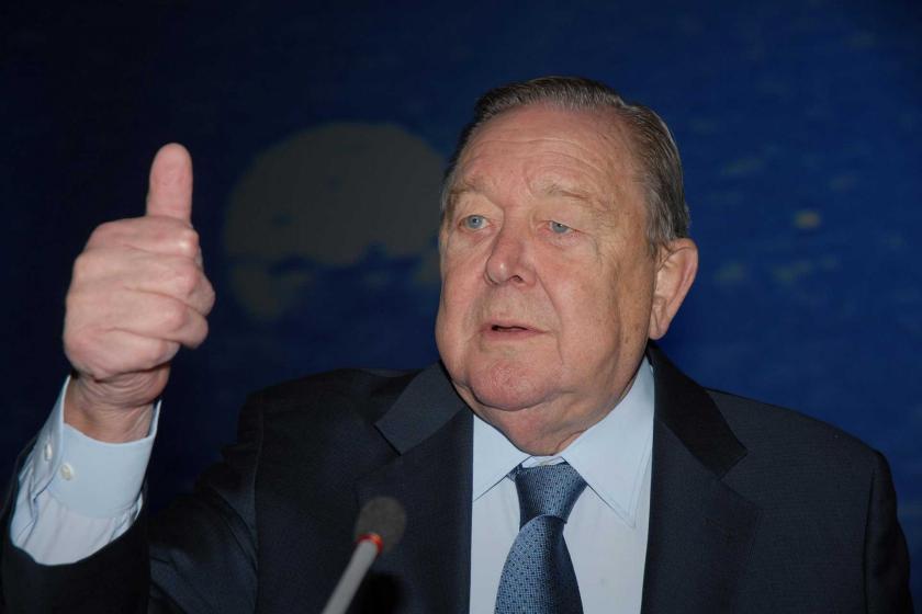 Eski UEFA Başkanı Lennart Johansson hayatını kaybetti