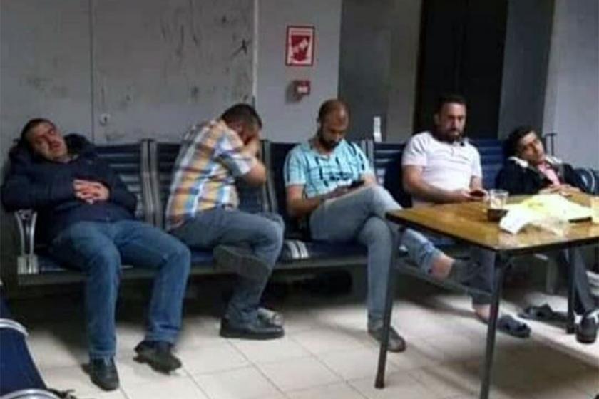 57 inşaat işçisi 15 gündür Cezayir'de mahsur