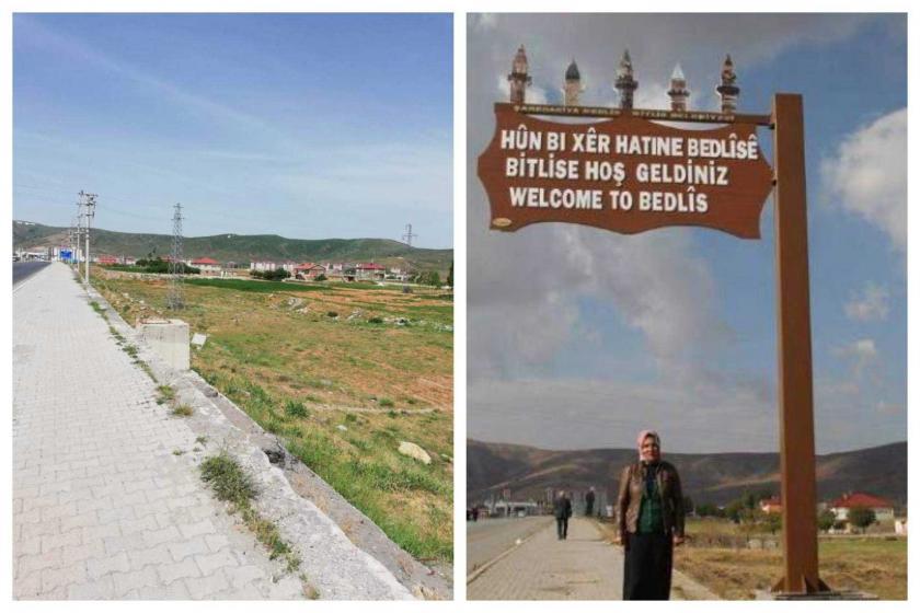 Bitlis'te 2. Kürtçe tabela krizi: 'Zarar gördü, yenisi asılacak'