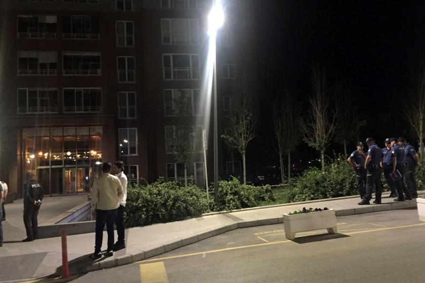 Ankara'da 28. kattan düşen öğrenci hayatını kaybetti