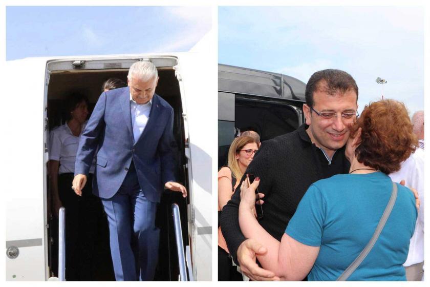 Seçim gündeminde uçak tartışmaları   Koç Holding: İki lideri de uçurduk