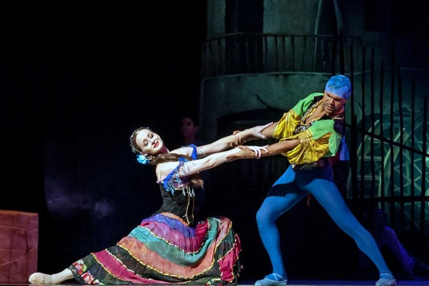 Devlet Opera ve Balesi bu sezon 325 bin sanatsevere ulaştı