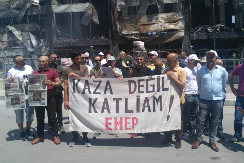 5 ayda 20 mülteci işçi yanarak hayatını kaybetti