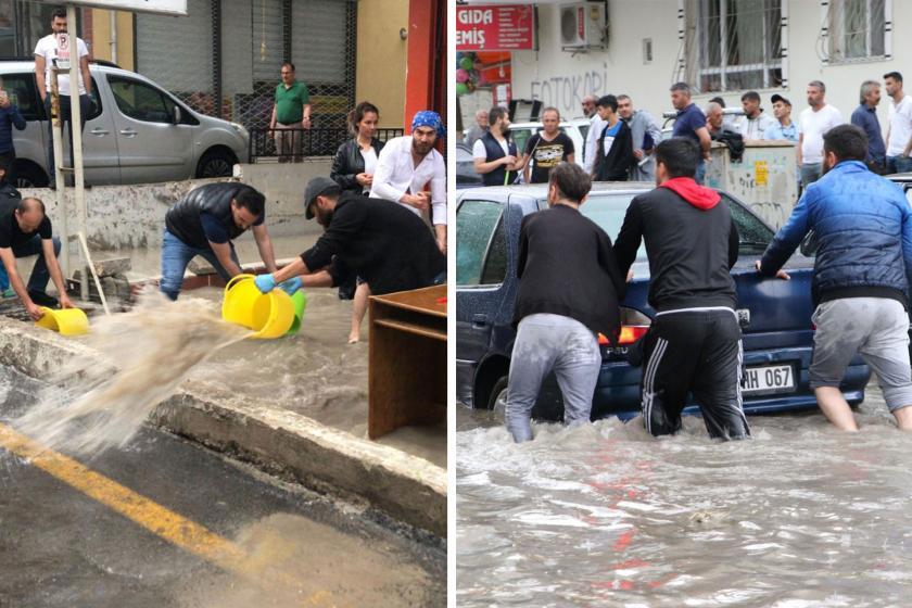 Ankara'da sağanak sele neden oldu: 3 kişi hayatını kaybetti