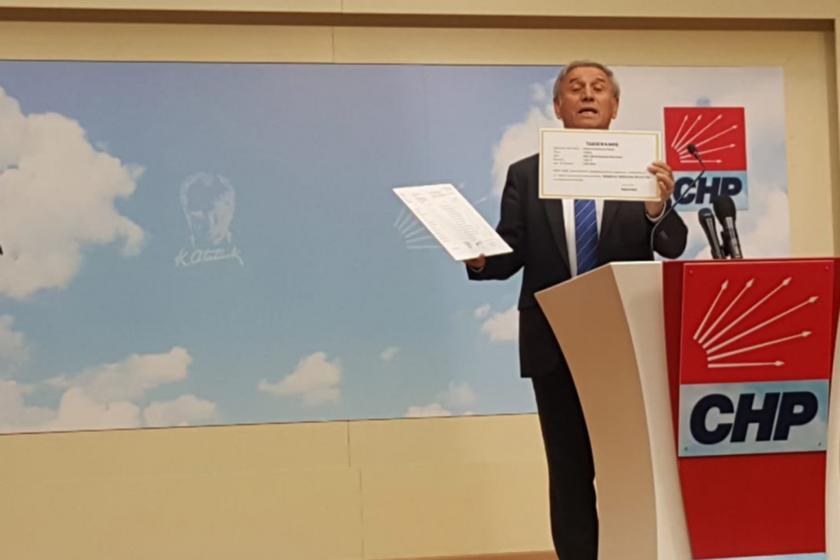 CHP, AKP'ye tasdikname verdi: AKP'nin eğitim karnesi kırıklarla dolu
