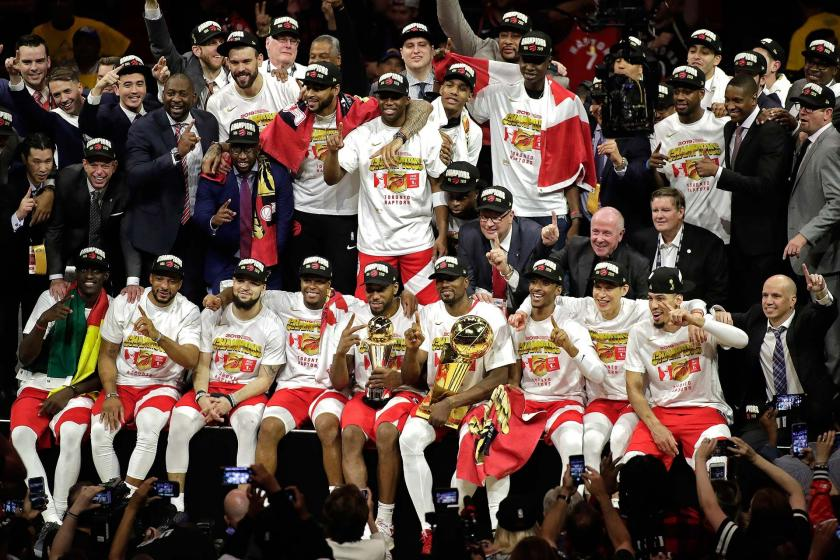 2019 NBA finali | Toronto Raptors tarihinde ilk kez NBA şampiyonu