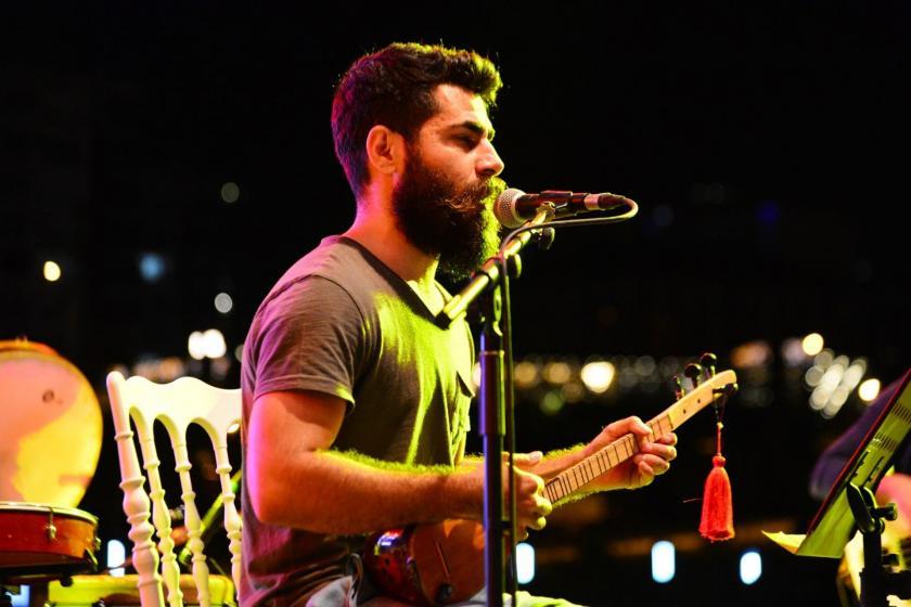 Müzisyen Celo Boluz: Derdimi müzik yaparak anlatıyorum