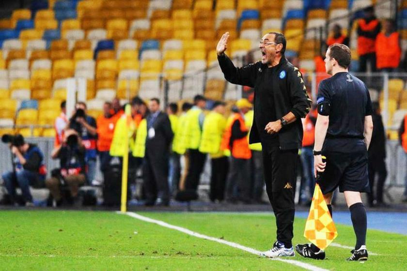 Juventus'ta Maurizio Sarri dönemi başladı