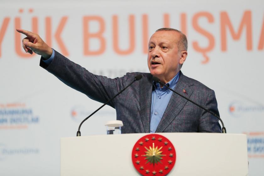 Erdoğan:S-400 konusunda teslim sürecindeyiz