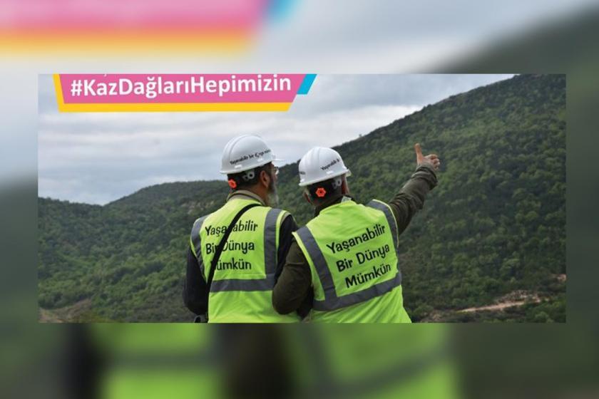 Çanakkale Kent Konseyinden Kaz Dağları için sosyal medyada kampanya çağrısı - Evrensel.net