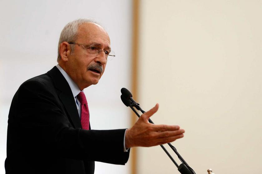 Kılıçdaroğlu'dan The Marmara Oteli'ne tepki