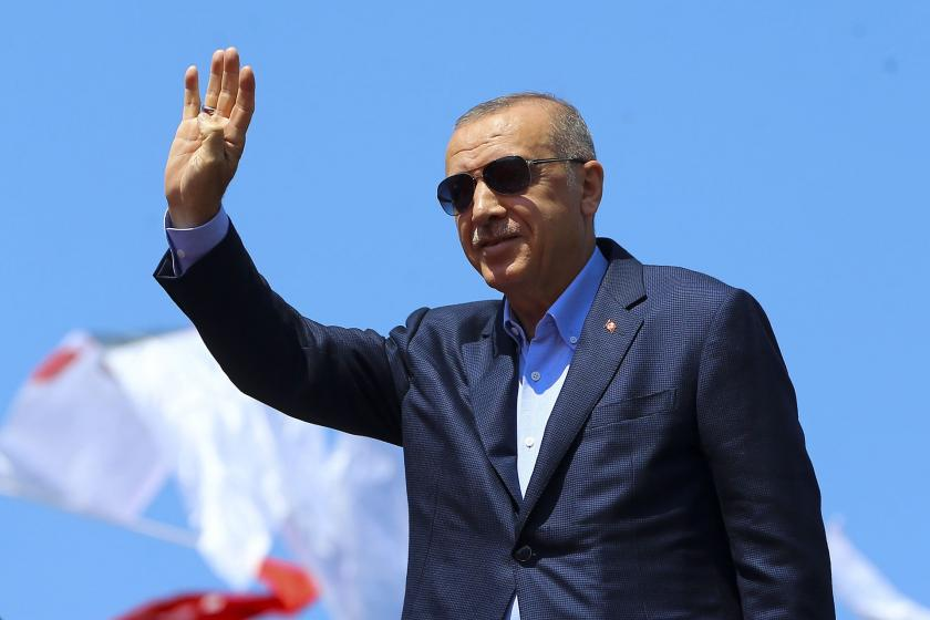 Erdoğan sahaya indi tehdit etti: Seçimden sonra haddini bilecek
