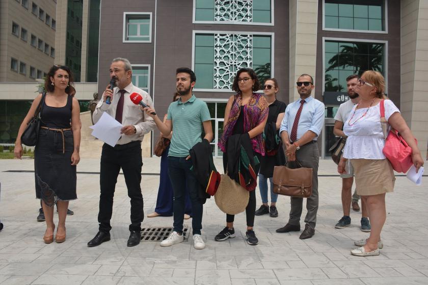 İzmir Barosundan Onur Haftası yasağına tepki: Valilik suç işliyor