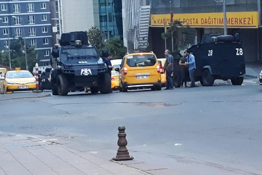 Halkın Hukuk Bürosu avukatlarına operasyon: 7 gözaltı