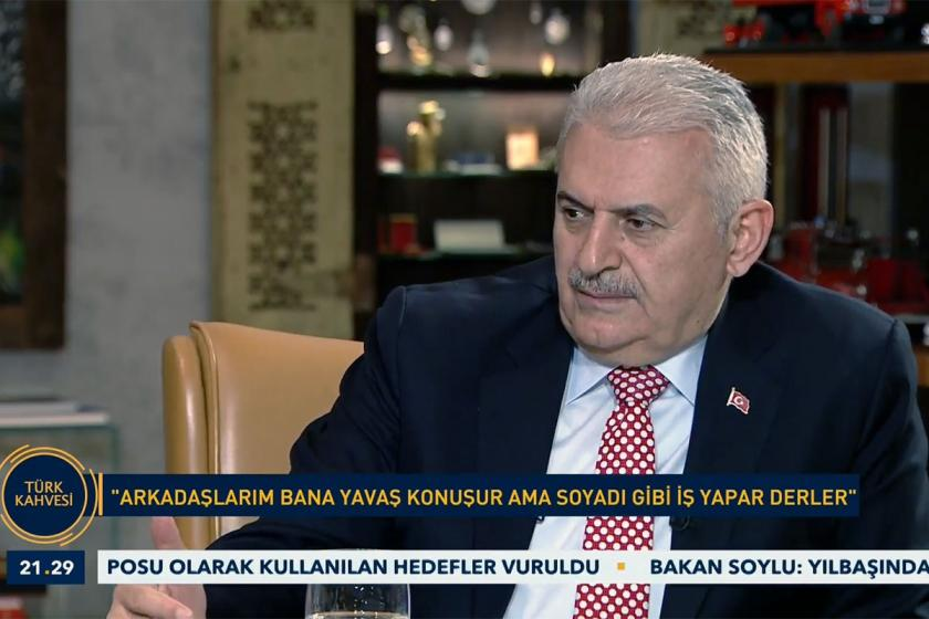 AKP Adayı Binali Yıldırım propaganda yasağını tanımadı