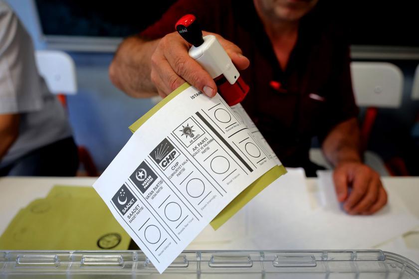 Seçim kanununa muhalefetten hakkında işlem yapılanların sayısı 124'e yükseldi