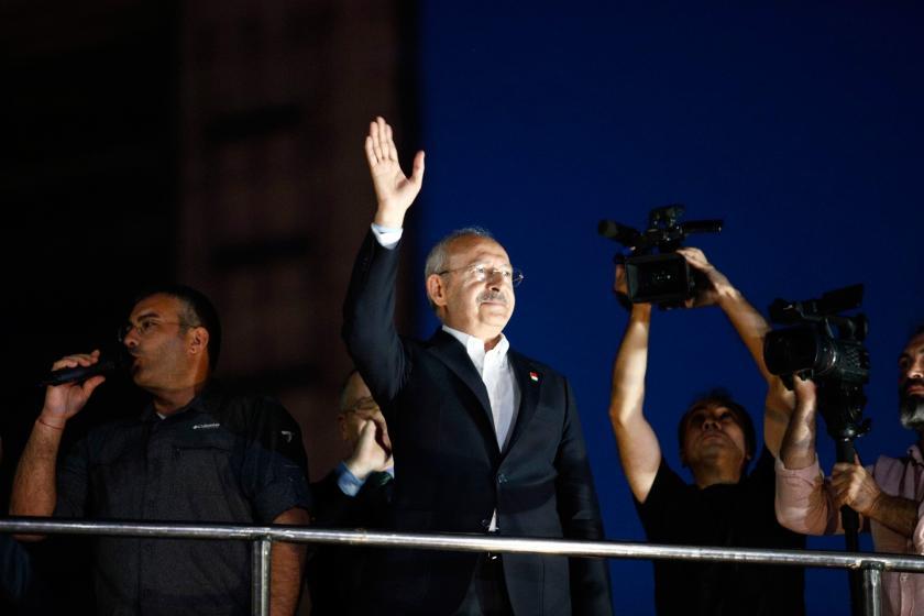 Kemal Kılıçdaroğlu: ABD'deki başkanlık sistemi tartışılabilir