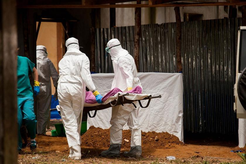 Kongo Demokratik Cumhuriyeti'nde Ebola'dan ölenlerin sayısı 1400'ü geçti