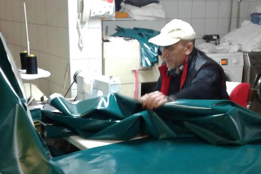 Antalya'da bir terzi işyerinde kalp krizi geçirerek hayatını kaybetti