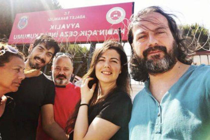 Tiyatrocu Nazlı Masatçı serbest bırakıldı