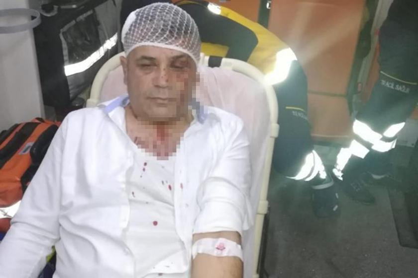 Bursa'da İYİ Partili meclis üyesi, 4 kişinin saldırısına uğradı
