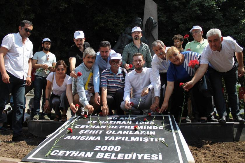 İnşaat Mühendisleri Odası Adana Şubesi: Deprem önlemlerinde temel görev devletin