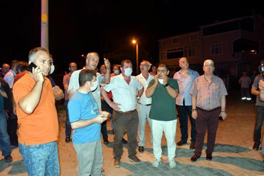 Tekirdağ'da kimyasal sızıntı önlendi, yurttaşlar evlerine döndü