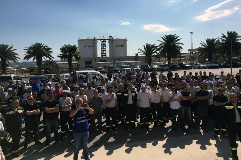 TÜPRAŞ işçisi: Ekmeğimize sahip çıkmaya devam edeceğiz