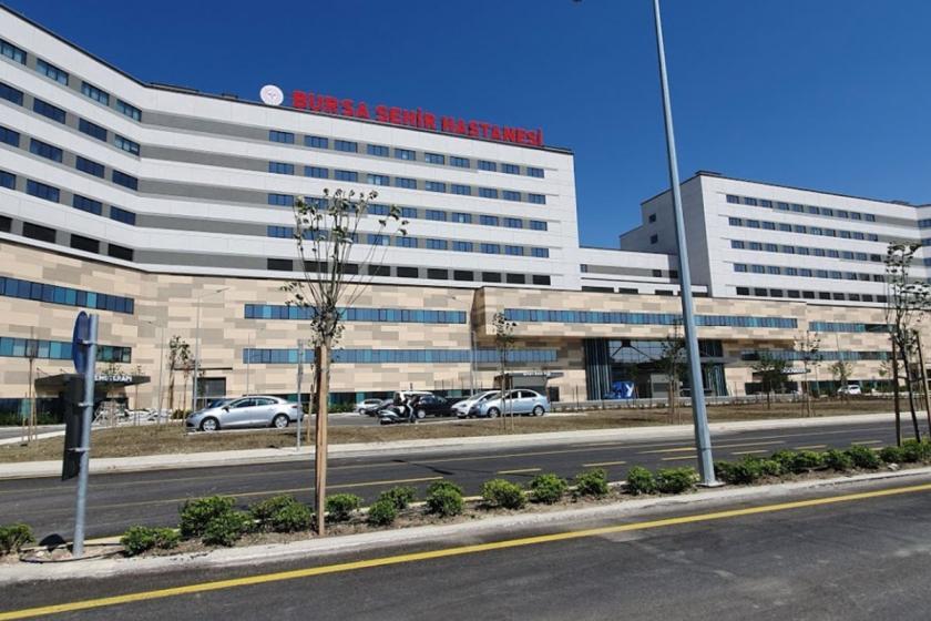 Günlük 40 bin kişiye hizmet verecek şehir hastanesi için 3 hat konuldu