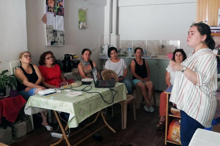 'Kadın dernekleri istismara karşı mücadelede önemli'