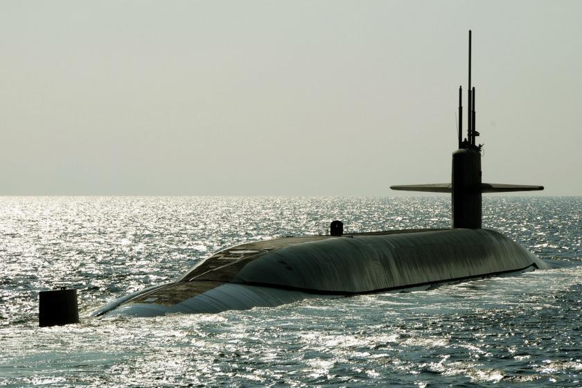 Rusya'da askeri denizaltıda yangın: 14 ölü
