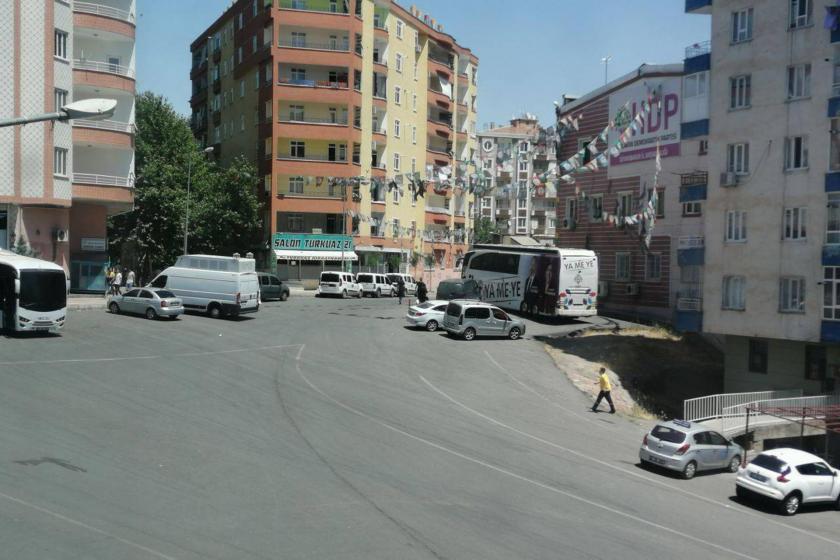 HDP Diyarbakır il binası 226 gündür abluka altında