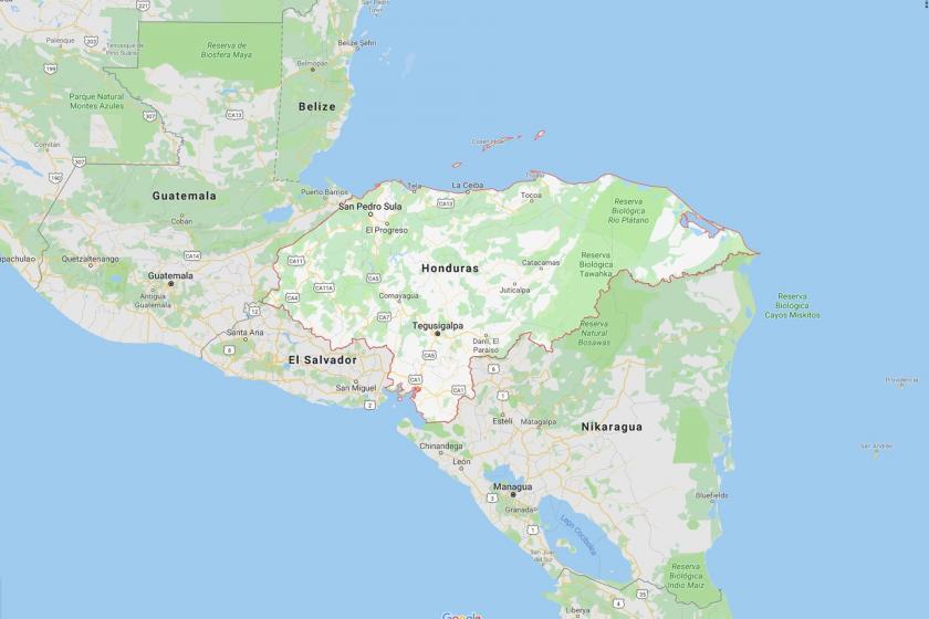 Honduras'ta balıkçı teknesi battı, 26 kişi yaşamını yitirdi