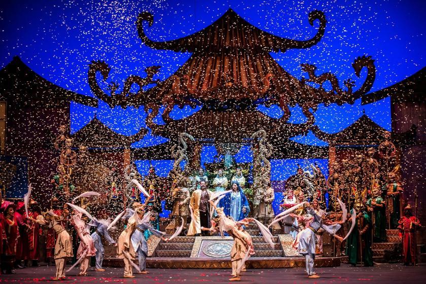 Opera Festivali'nde büyülü bir Çin masalı
