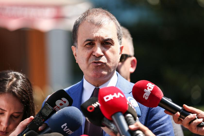 AKP Sözcüsü Çelik'ten başkanlık sistemi açıklaması: Bir röntgeni, MR'ı çekilecek