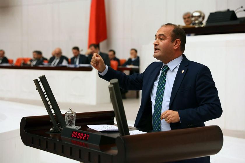 CHP'li Karabat: Muhalefete bıçaklı tehdit