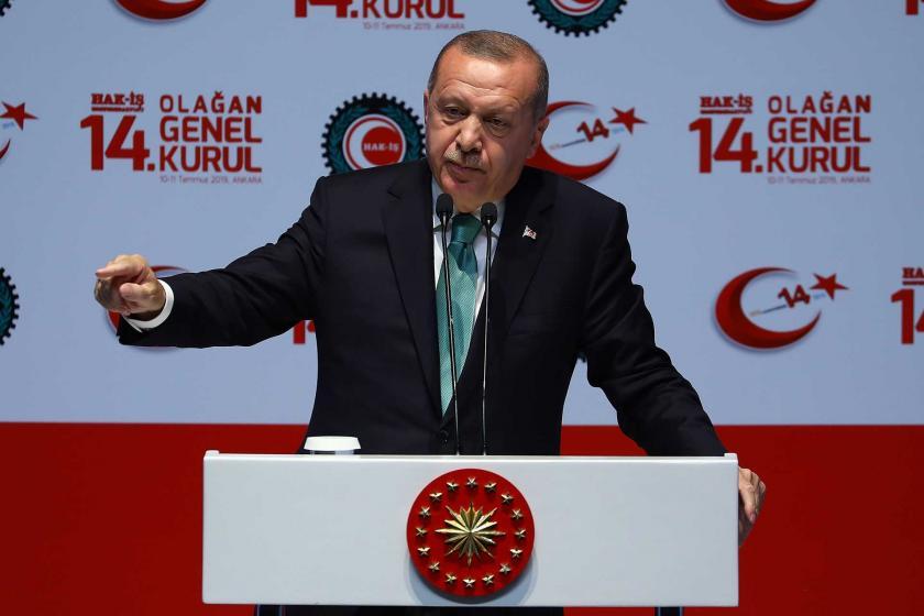Erdoğan: Enflasyonu tek haneli rakamlara indirmek durumundayız