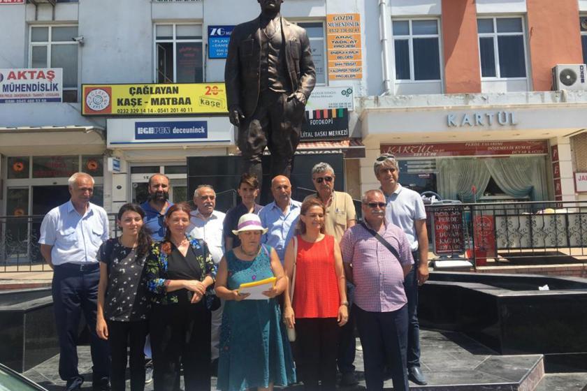 Çiğli'de kent konseyi kurulması için dilekçe verildi