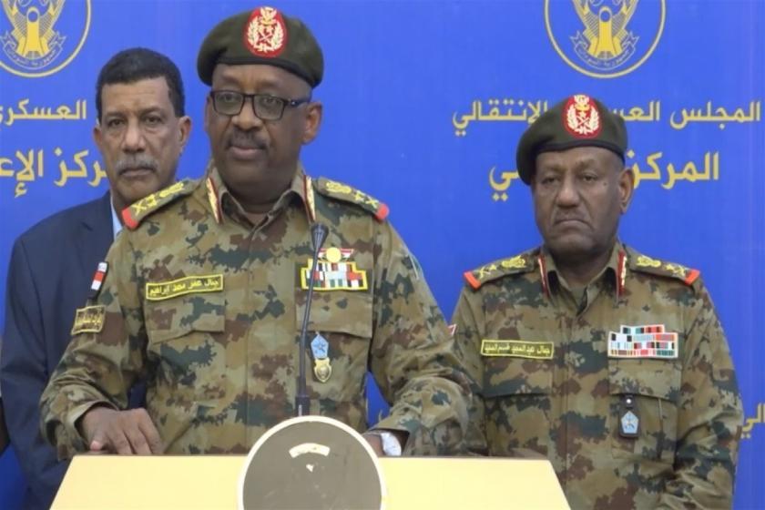 Sudan Askeri Geçiş Konseyi, yeni bir darbe girişimini engellediklerini duyurdu