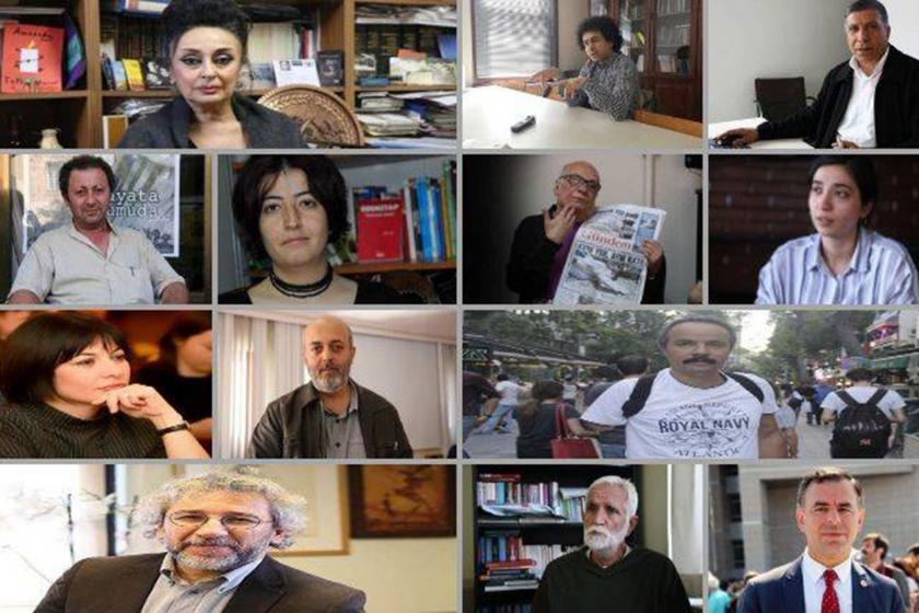 Gazeteci, yazar ve hukukçulardan Hüseyin Aykol'un tutuklanmasına tepki