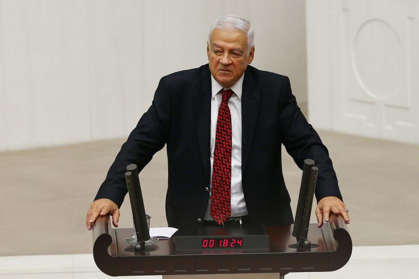 Eski HDP Mersin Milletvekili Dengir Mir Mehmet Fırat son yolculuğuna uğurlandı