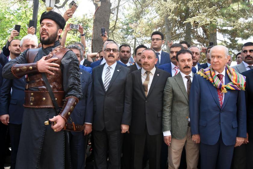 Devlet Bahçeli: Cumhurbaşkanlığı Hükümet Sistemi Türkiye'nin ümididir