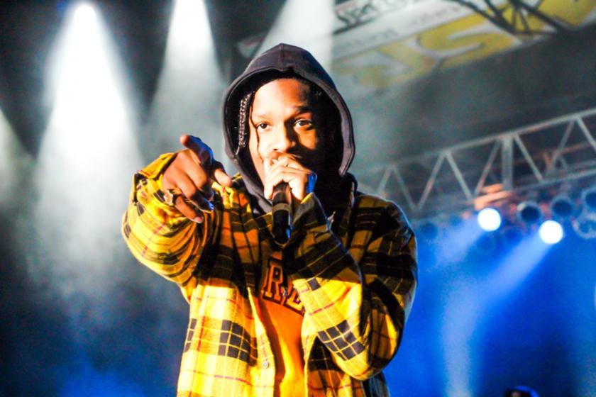 İsveç'te tutuklanan ABD'li rapçı A$AP Rocky için imza kampanyası