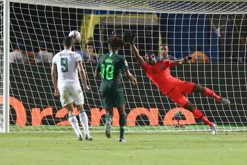 2019 Afrika Uluslar Kupası'nda finalin adı Cezayir-Senegal