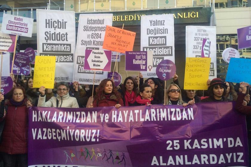İstanbul Sözleşmesi hedefte | Kadınların yükselen mücadelesinden korkuyorlar