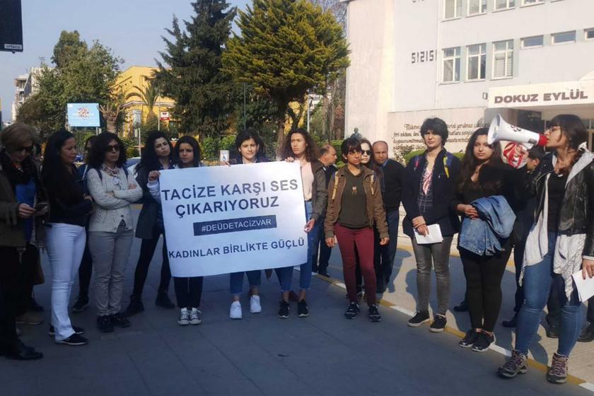 DEÜ'de taciz iddiasını dile getirenlere soruşturma açıldı: Amaç gözdağı vermek