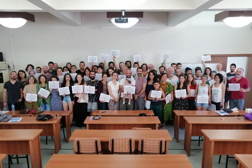 KODA ve ÜNİVDER'in düzenlediği Dr. Mehmet Fatih Traş Yaz Okulu sona erdi