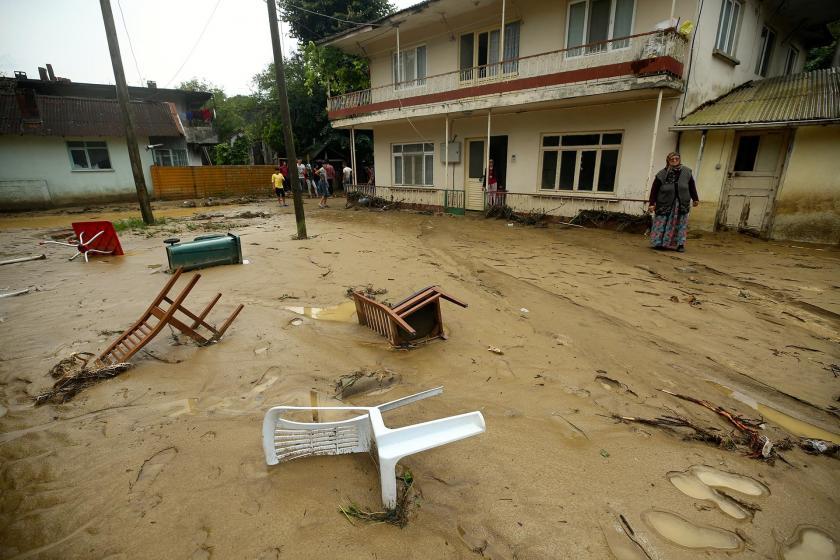 Düzce'de sel felaketindeki son kayıp da bulundu | Bilanço: 7 ölü
