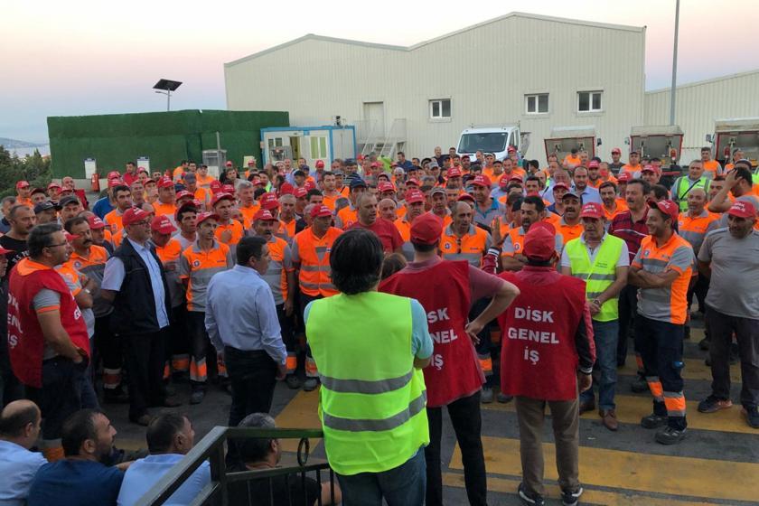 Maltepe Belediyesi işçileri: İmzalanan TİS uygulansın