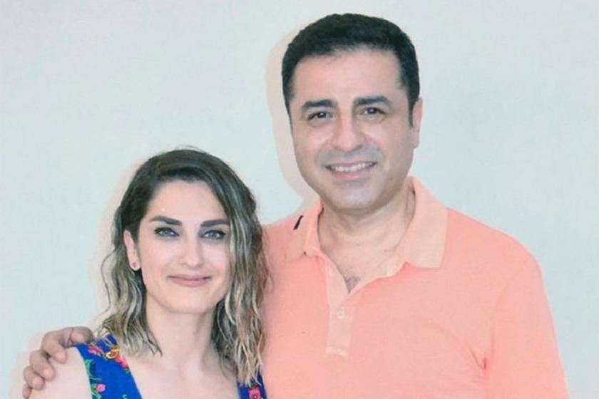 Selahattin Demirtaş'tan eşi Başak Demirtaş için doğum günü kutlaması